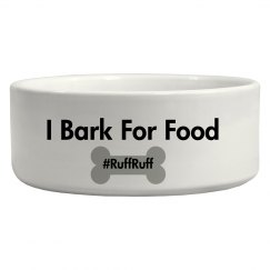 Bark for food