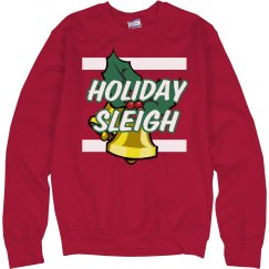 Sleighing For the Holidays