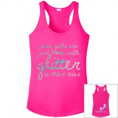 Glitter In Their Veins tank