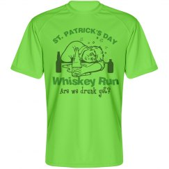 St. Patrick's Whiskey Run
