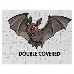 Double Covered Jigsaw Puzzle