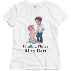Finding Finley Tee