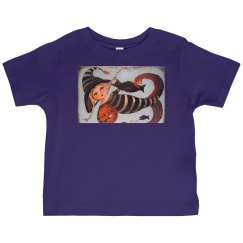 Lil Merwitch toddler tee