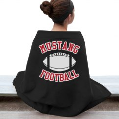 Football Stadium Blanket