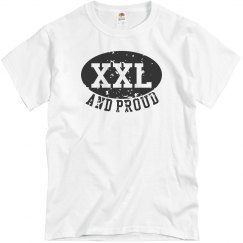 XXL and Proud T-Shirt