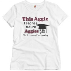 Teaching Future Aggies