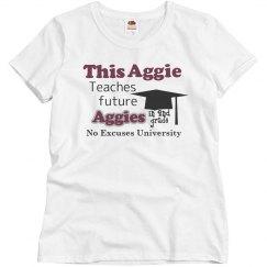Teaching Future Aggies