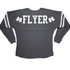 Cheerleading Flyer Slub