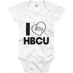 I ❤️ HBCU Onsie