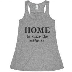 Coffee Is Home