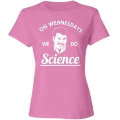 Funny On Wednesdays We Do Science