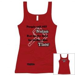 Strike like Thor