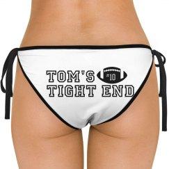 Tight End Bikini Bottom