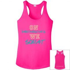 Squat Wednesday's