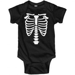 Infant Onsie skeleton Unisex