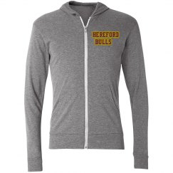 Hereford zip up