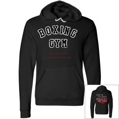 Freak in the ring hoodie