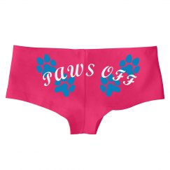 Paws Off Shorts