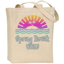 Spring Break 2015 Bags