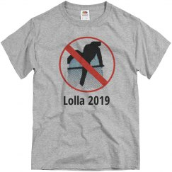 LOLLA FENCE 2019