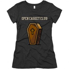Open casket club revised