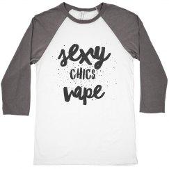 Sexy Chics Vape Tee