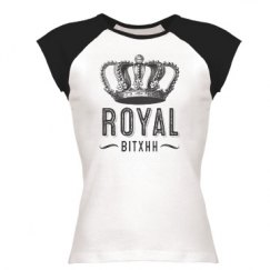 Royal Bitxh Crown Tee