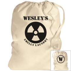 WESLEY. Laundry bag