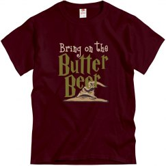 Bring On The Butter Beer