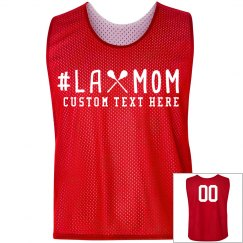 Custom Lax Mom Pinnie