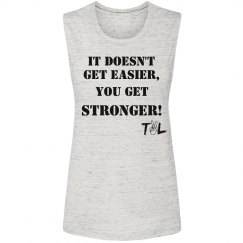 Stronger muscle tank