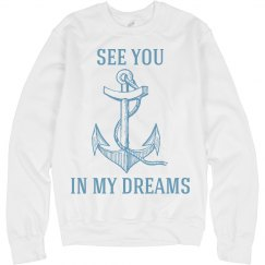 See you in my dreams
