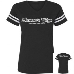 Dancer's Edge Adult Vintage Tee