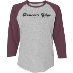 Dancer's Edge Adult BBall Tee