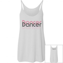 Dancer's Edge Adult Flowy Tank