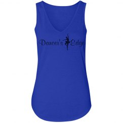 Dancer's Edge Adult VNeck Tank