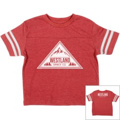 Westland Toddler football T