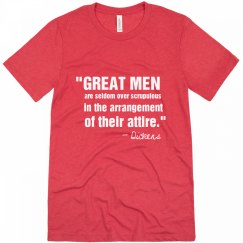 Great Men Quote