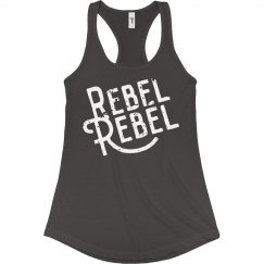 Rebel Rebel | Women's Racerback Tank