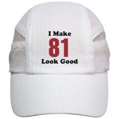 I make 81 look good