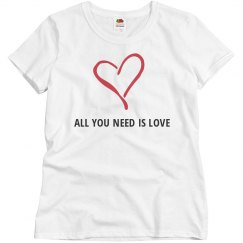 love is all you need 1