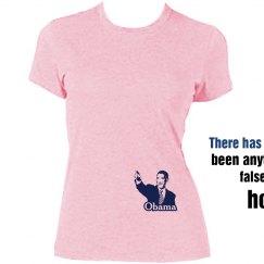 Nothing False About Hope