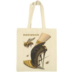 Beewear Canvas Tote Bag