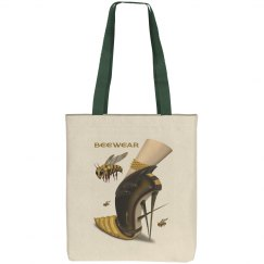 Beewear Cotton Canvas Tote Bag