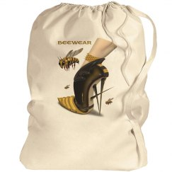 Beewear Canvas Laundry Bag