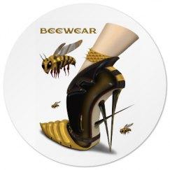 Beewear Round Coaster