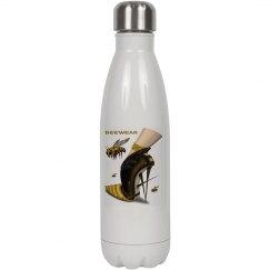 Beewear 17oz Insulated Water Bottle