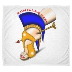 Achilles Heel Square Microfiber Bandana