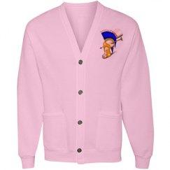 Achilles Heel Cardigan Unisex Sweatshirt