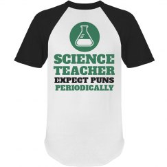 All The Science Puns